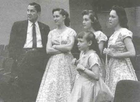 Peggy Lennon Lawrence Welk & The Lennon Sisters