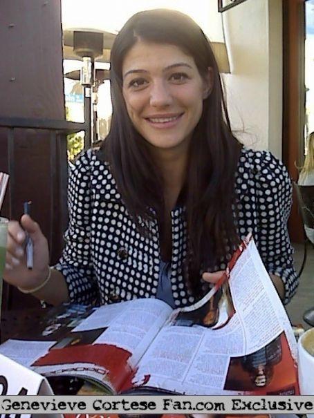 Genevieve Padalecki Genevieve Cortese