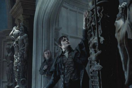 Johnny Depp - Dark Shadows