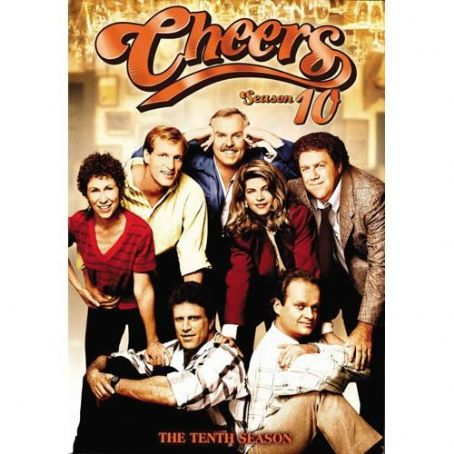 John Ratzenberger - The Cast of Cheers
