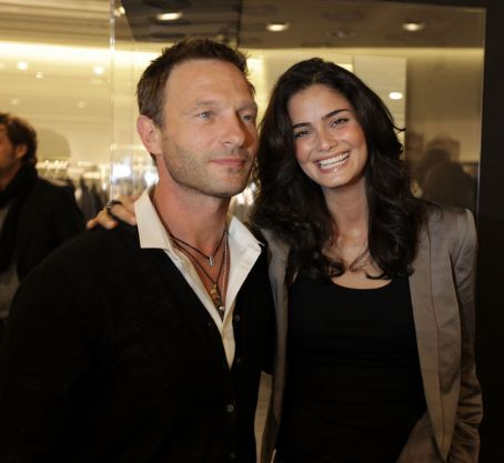 Shermine Sharivar Thomas Kretschmann and