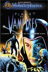 Planet of the Vampires, Terrore nello spazio,