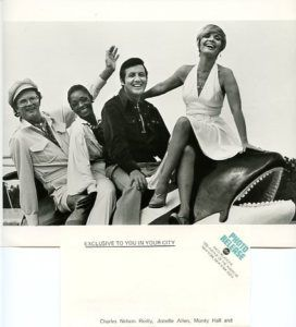 Monty Hall Charles Nelson Reilly,  & Florence Henderson at Sea World
