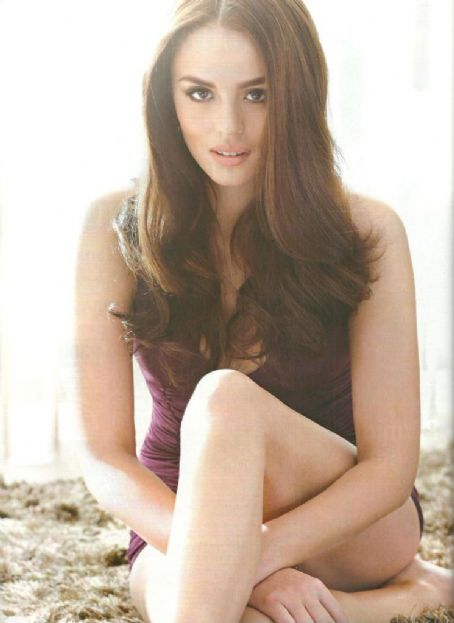 Georgina Wilson Cosmopolitan Philippines February 2012