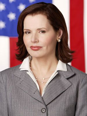 Commander in Chief Geena Davis in  (2005)