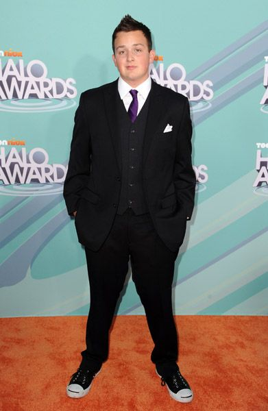 Noah Munck - 3rd Annual TeenNick HALO Awards, October 26, at the Hollywood Palladium in Hollywood