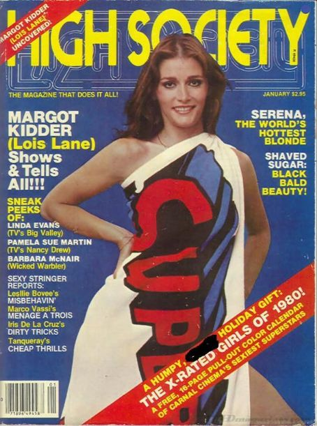 High Society Magazine [United States] (January 1980)