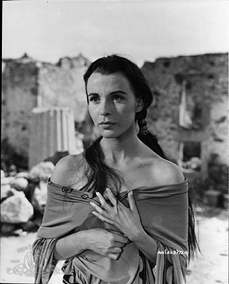 Alexander the Great Claire Bloom -