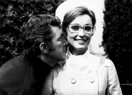 Dean Martin and Sharon Tate