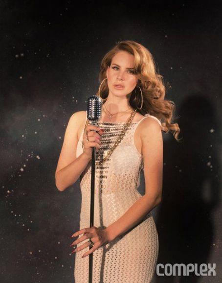 Lana Del Rey  Covers Complex Magazine