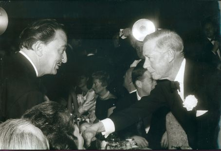 Salvador Dalí Salvador Dali and the Duke of Windsor