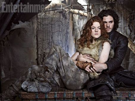 Rose Leslie Game of Thrones: Entertainment Weekly Magazine Pictorial [United States] (22 March 2013)