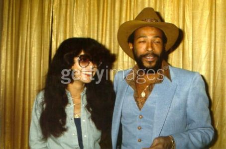 Janis Hunter Marvin Gaye and
