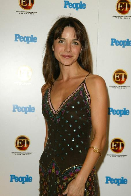 Lisa Sheridan  - Entertainment Tonight And People Magazine Celebrate The 57 Annual Emmy Awards