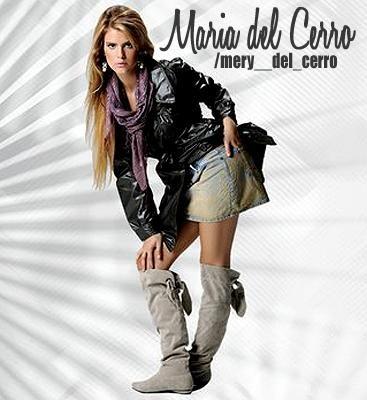 María Del Cerro Maria Del cerro