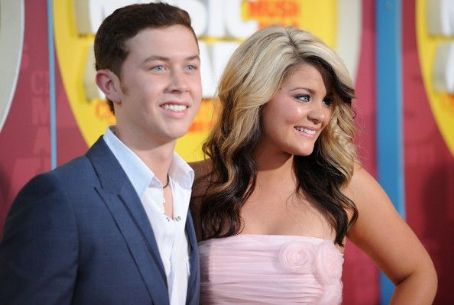 Lauren Alaina Scotty and Lauren ♥