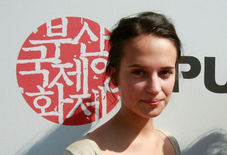 Alicia Vikander 2010 Pusan International Film Festival - Day 4