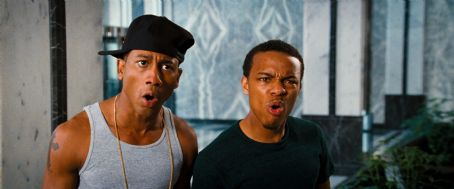 Benny (L-r) BRANDON T. JACKSON as  and BOW WOW as Kevin Carson in Alcon Entertainment's comedy 'LOTTERY TICKET,' a Warner Bros. Pictures release. Photo courtesy of Warner Bros. Pictures