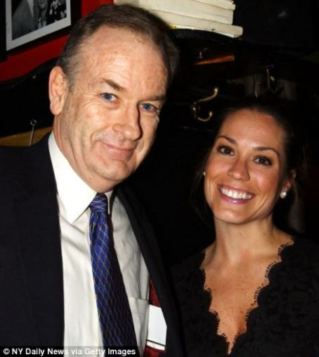Bill O'Reilly  and Maureen Mcphilmy