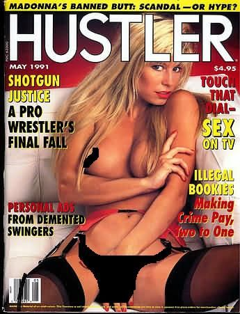 Hustler Magazine [United States] (May 1991)