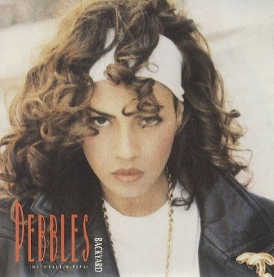 Pebbles , Backyard single cover