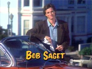 Bob Saget Full House (1987)