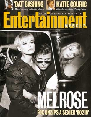 Grant Show Melrose Place on Entertainment Weekly