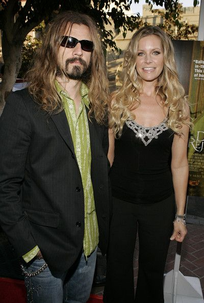 Sheri Moon Zombie - Rob Zombie and wife Sheri
