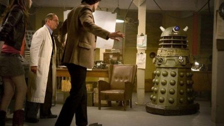 Bill Paterson Doctor Who (2005)