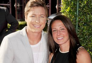 Abby Wambach Sarah Huffman Related Links Abby Wambach
