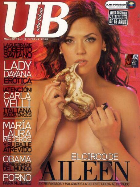Aileen Celeste, Urbe Bikini Magazine [Venezuela] (May 2009)
