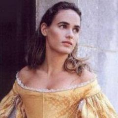 Judith Godrèche Judith Godreche as Christine in The Man of Iron Mask (1998)