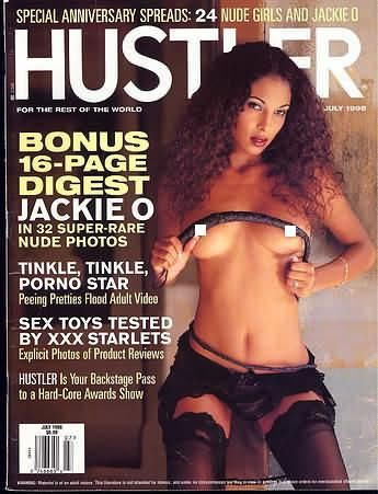 Hustler Magazine [United States] (July 1998)