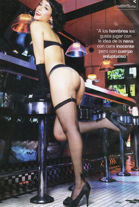 Debora Comba  - Maxim Magazine Pictorial [Mexico] (August 2010)