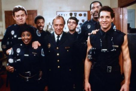 David Graf Police Academy 2: Their First Assignment (1985)