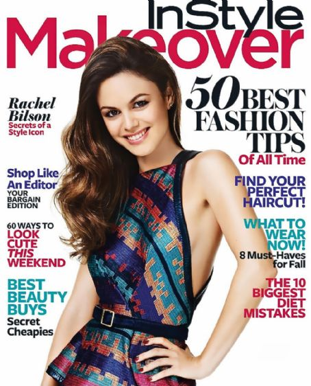 Rachel Bilson - InStyle Makeover Magazine Cover [United States] (September 2011)