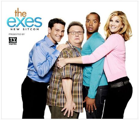 David Alan Basche The Exes