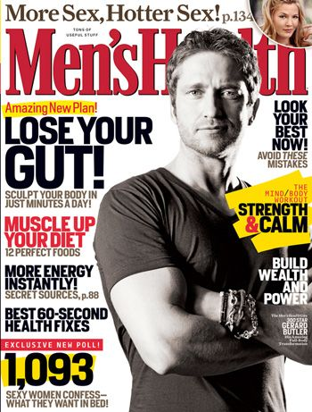 Health Ryan Reynolds on Ryan Reynolds  Men S Health Magazine March 2007 Cover Photo   United