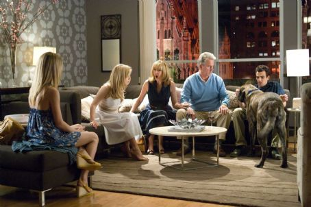 Molly (Left to right) It is an awkward evening when Katie (Kim Shaw) drops by her sister 's (Alice Eve) apartment with her parents, Mr. and Mrs. McCleish (Sharon Maugham and Trevor Eve) and they are all introduced to 's new beau Kirk (Jay Baru