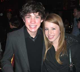 Graham Phillips  and Ali Trimm