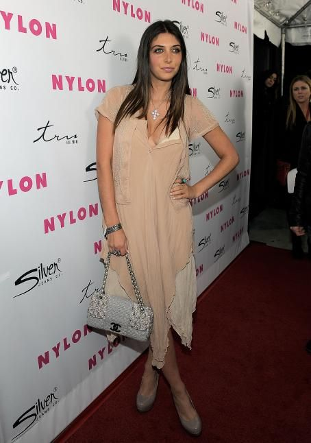 Brittny Gastineau - Nylon Magazine 12 Anniversary Issue Party with the 'Sucker Punch' cast at Tru Hollywood on March 24, 2011 in Hollywood, California