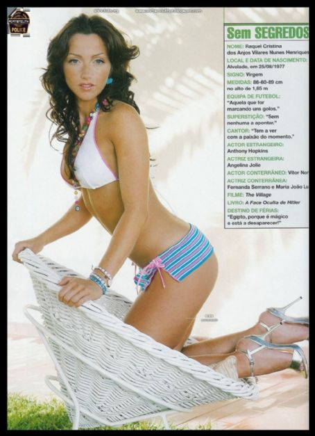 Raquel Henriques  - Ego Magazine Pictorial [Portugal] (June 2005)