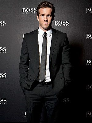 Ryan Reynolds Is Hugo Boss Fragrance's Newest Face