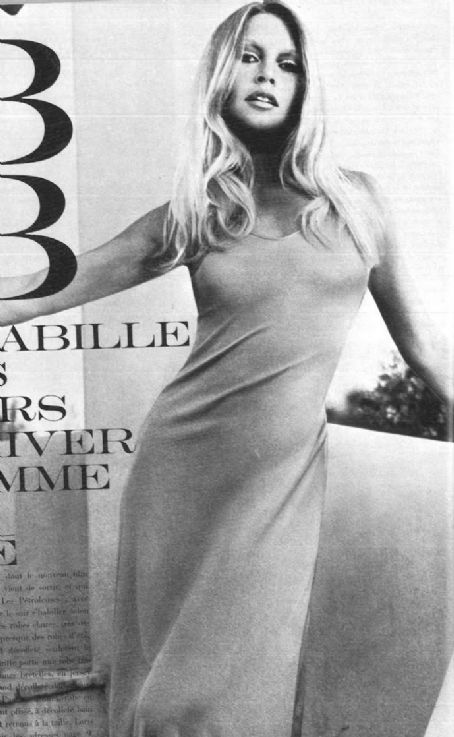 Brigitte Bardot - Vogue Magazine Pictorial [France] (November 1971)