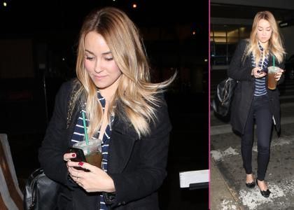 Lauren Conrad's Los Angeles Landing