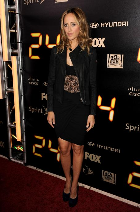 Kim Raver - '24' Series Finale Party At Boulevard3 On April 30, 2010 In Hollywood, California
