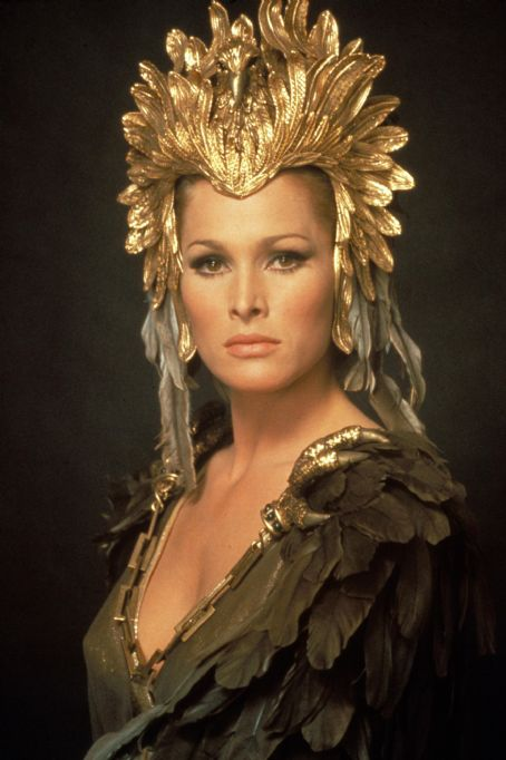 Ursula Andress - She