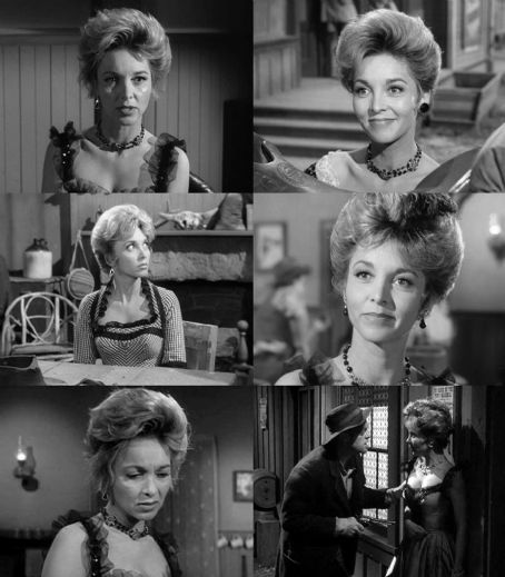 Beverly Garland on Gunsmoke