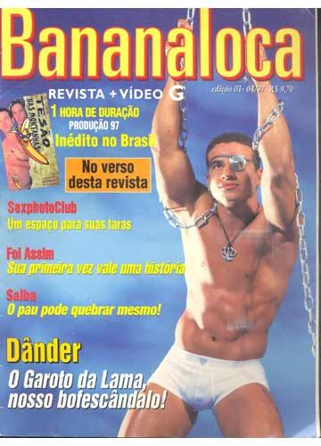 Anderson Di Rizzi - G Magazine Cover [Brazil] (May 1997)