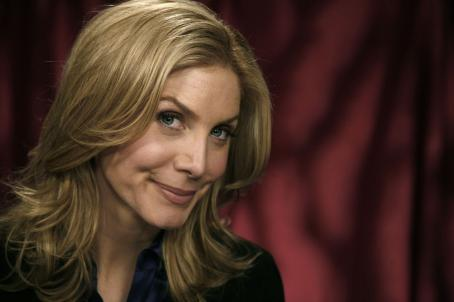 Elizabeth Mitchell - Portrait session in New York - January 11, 2011